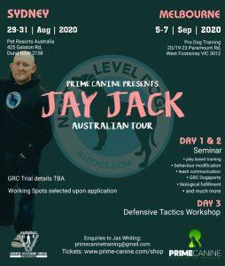 Jay Jack Seminar